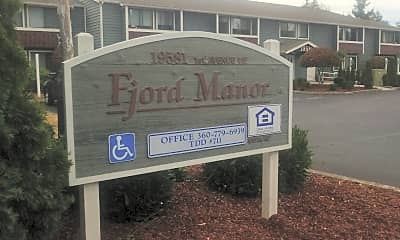 Fjord Manor Apartments, 1