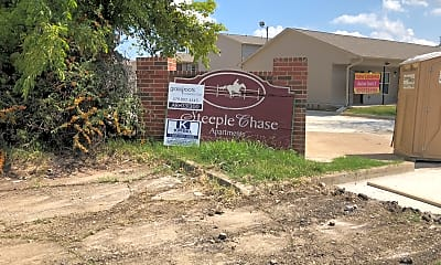 Steeplechase Apartments, 1