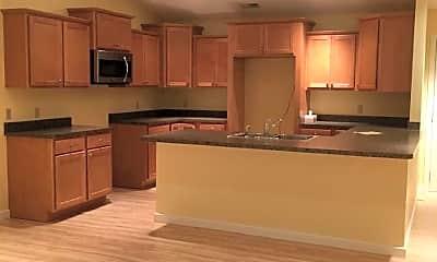 Kitchen, Sonoma Woods, 1