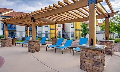 Pool, Cielo on Gilbert Apartments, 0