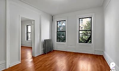Living Room, 2650 Marion Ave #2FS, 1