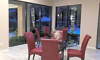 Dining Room, The Resort at Jefferson Ridge, 1