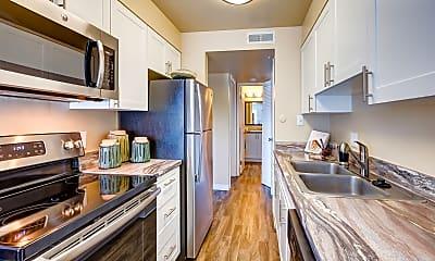 Kitchen, Heights at Huron, 1