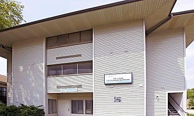 Building, MHM Properties, 2