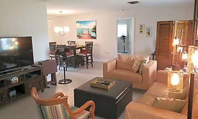 Living Room, 1715 Larson St, 1