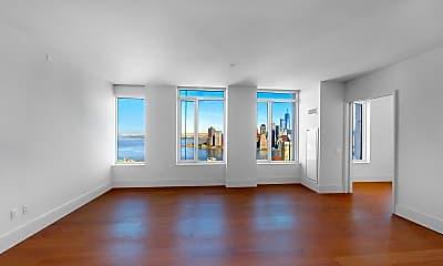 Living Room, 1 Clinton Street, #34C, 1