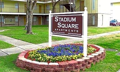Stadium Square, 1