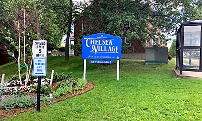 Chelsea Village Apts, 1