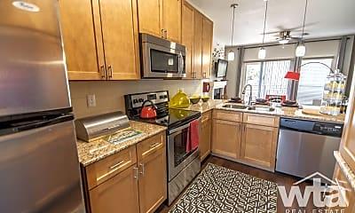 Kitchen, 2800 Barton Bluff Ln, 1
