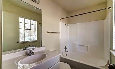 Bathroom, Broken Oak Townhomes, 2