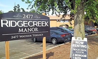 Community Signage, 2477 Wayside Terrace NE, 0