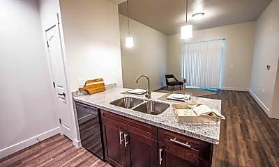 Kitchen, City Centre Apartments, 1
