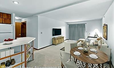 Living Room, 7930 Harwood Ave, 0