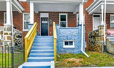 Building, 646 Dumbarton Ave, 1