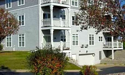 Building, Lakefront Manor, 1