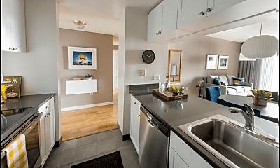 Kitchen, 330 River St, 1