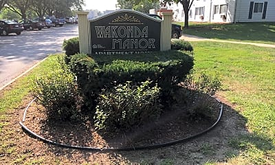 Wakonda Village Apartments & Manor, 1