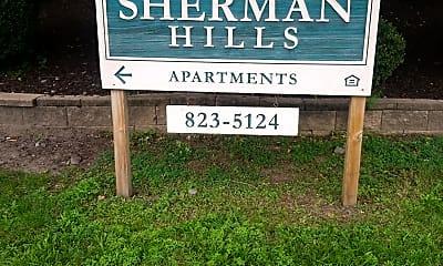 Sherman Hills Apartments, 1