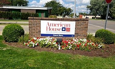 American House Grand Blanc, 1