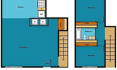 Living Room, 18243 1st Ave S, 2