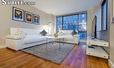 Living Room, 11 W 89th St, 1