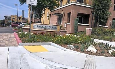 Courier Place, 1