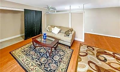 Living Room, 410 W 36th St C, 1