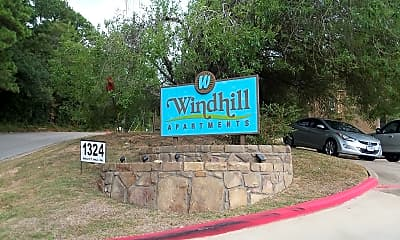 Windhill Apartments, 1