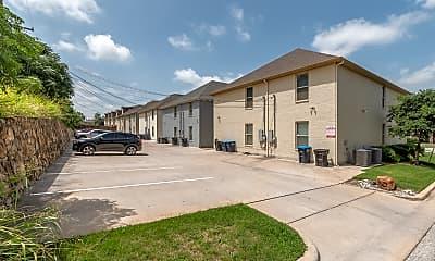 Building, 2705 McCart #105, 2
