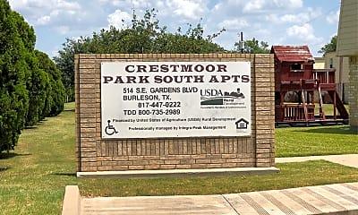 Crestmoor Park South, 1