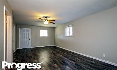Living Room, 5523 W Villa Maria Drive, 1