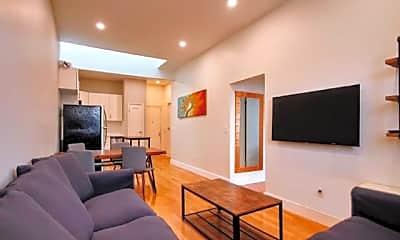Living Room, 197 1st Avenue, 1