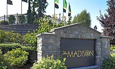 Community Signage, Ultris Madison, 2