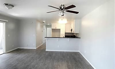 Living Room, 9316 Palm St, 0