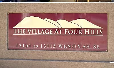 Community Signage, The Village At Four Hills, 2