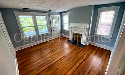 Living Room, 1418 Glade St NW, 1