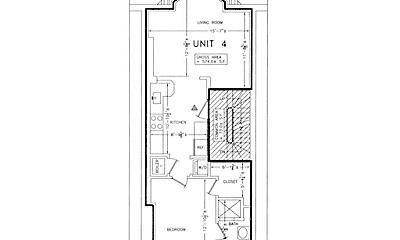 Bathroom, 36 Appleton St, 2