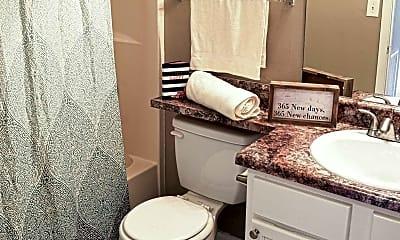 Bathroom, Cahaba Brook, 2