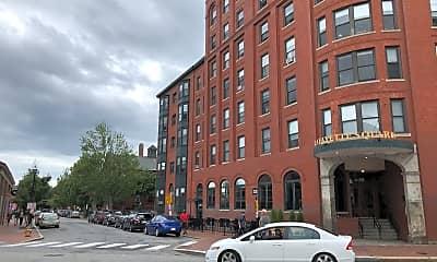 Lafayette Apartments, 2