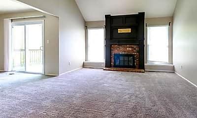 Living Room, 7818 Caenen St, 1