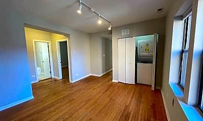 Living Room, 4749 N Troy St, 1