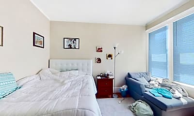 Bedroom, 59A Strathmore Rd., #2, 1
