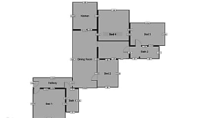 Living Room, 1228 N La Cienega Blvd, 2