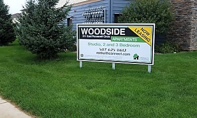 Woodside Apartments, 1