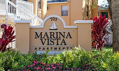 Community Signage, Marina Vista, 0
