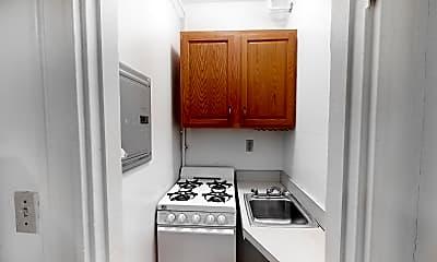 Kitchen, 46 Westland Ave #16, 1