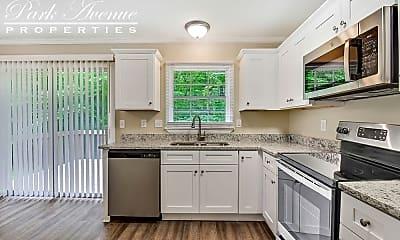 Kitchen, 3735 Somerset Drive, 2