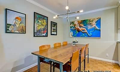 Dining Room, 1036 Potrero Ave, 1