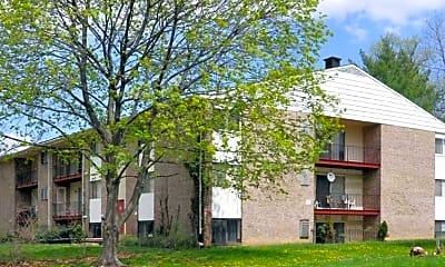Building, 3900 Gwynn Oak, 1