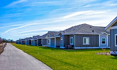 Building, White Hawk Townhomes, 1
